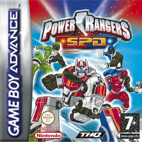 power rangers advance - 2