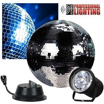 Amazon Com Eliminator Lighting Lighting Mirror Balls 13