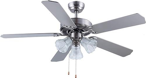 CJOY Indoor 52″ Ceiling Fan