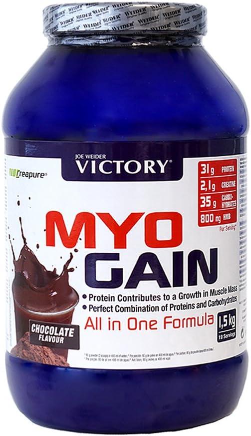 Weider Victory, Myo Gain, de Chocolate - 1500 gr