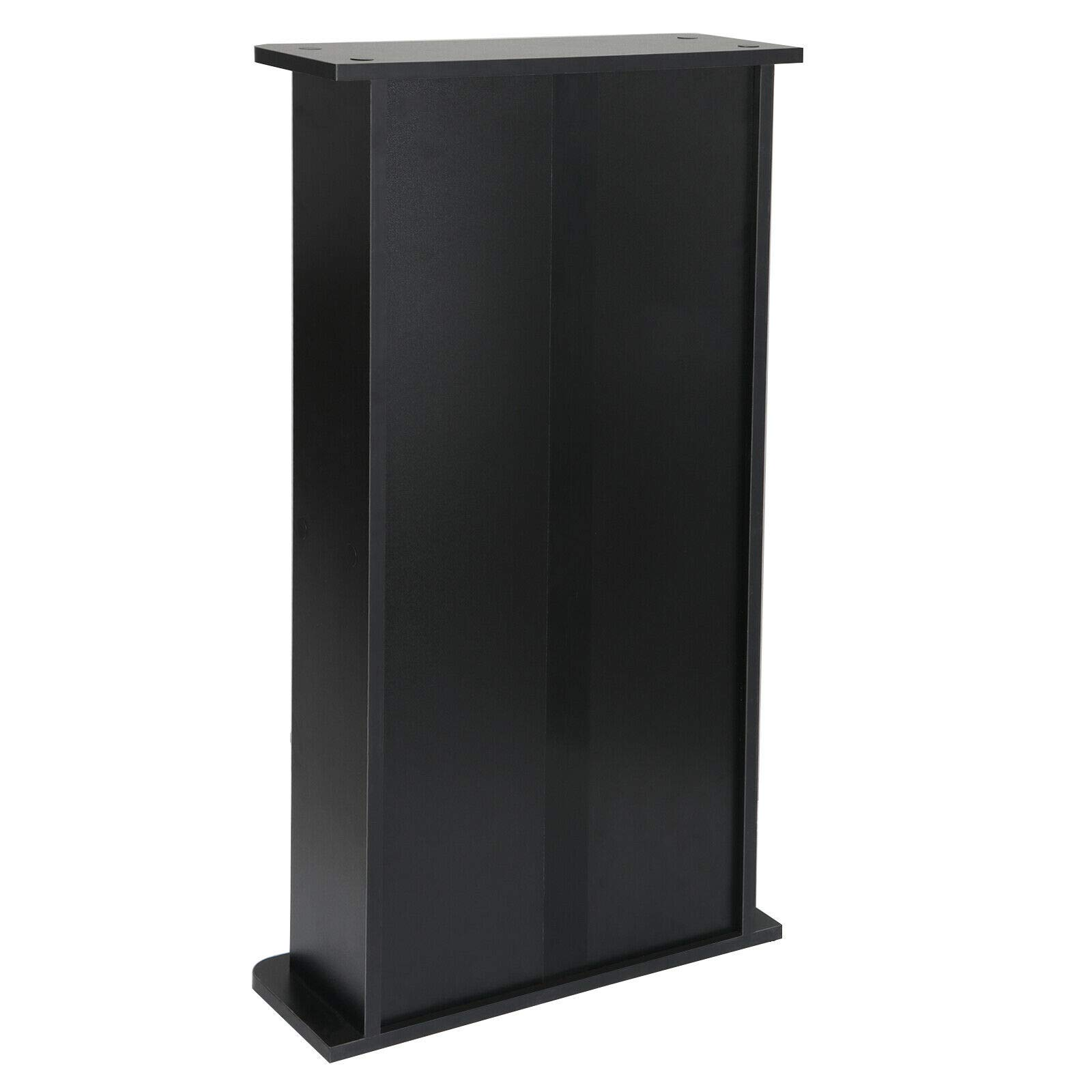 PloybeeShop Height DVD CD This Media Cabinet Storage Adjustable 5 Layers Stand Free Standing 36'' by PloybeeShop (Image #9)