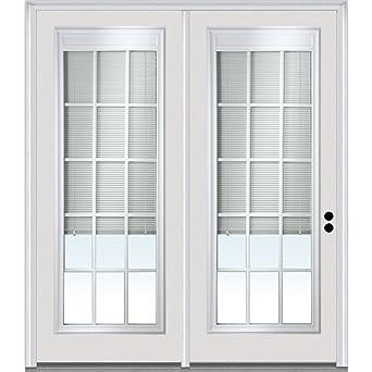 National Door Company Z001659L Steel, Primed, Left Hand In Swing, Center  Hinged