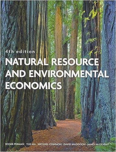 Environmental Economics Books Pdf