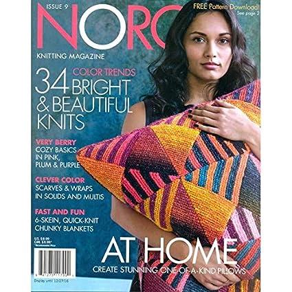Amazon Noro Magazine 9 Fall Winter 2016 17 Home Kitchen