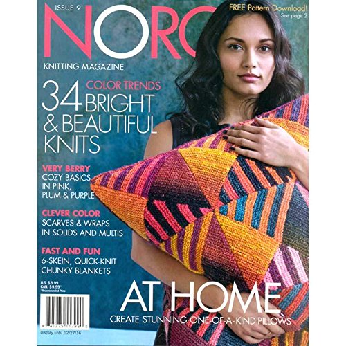 Noro Magazine, #9 Fall-Winter 2016-17