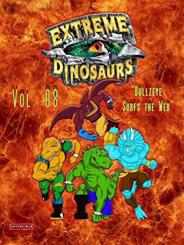 Molten Web - Extreme Dinosaurs Vol. 08