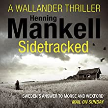 Sidetracked Audiobook by Henning Mankell Narrated by Sean Barrett
