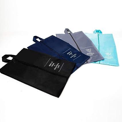 Amazon.com: iMe YLX - Juego de 4 bolsas para zapatos de ...