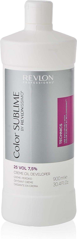 Revlon, Revelador para tintes de pelo (Vol. 7.5%) - 900 ml ...