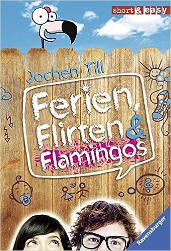 Ferien Flirten Flamingos