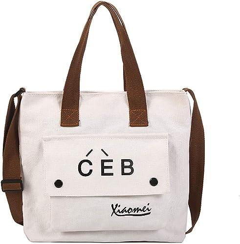 Luckycat Bolsos de Mujer Lona Impermeable Bolso Misako Bandolera Hombre Bolsa para Mujer Viajar Crossbody Bag Nylon Waterproof Bolsos de Mujer Bolso