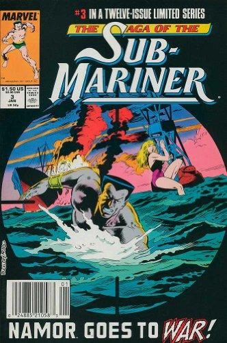 Saga of the Sub-Mariner, Edition# 3
