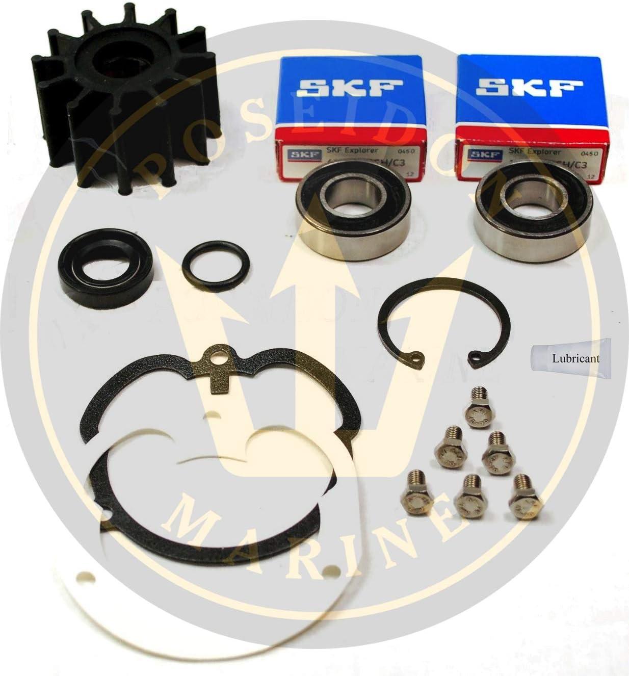 OMC Pumps 3858847 3857794 3851982 3851623 Rebuild Service Kit for Volvo Penta