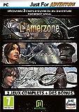Pack Syberia : L'Amerzone + Syberia1 + Syberia 2 + bande originale de Syberia 2 + trailer Syberia 3