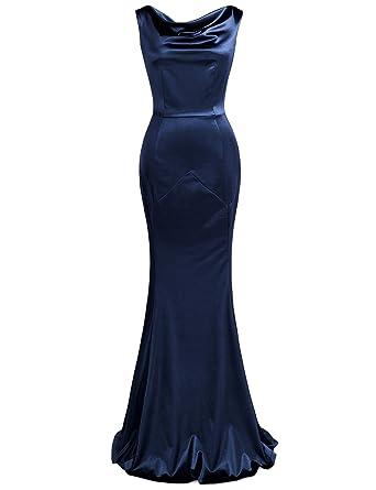28c1cade178 Amazon.com  MUXXN Women s 30s Brief Elegant Mermaid Evening Dress ...