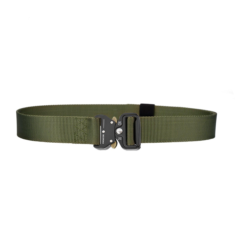 Amazon.com: KingMoore Mens Tactical Belt Heavy Duty Webbing ...