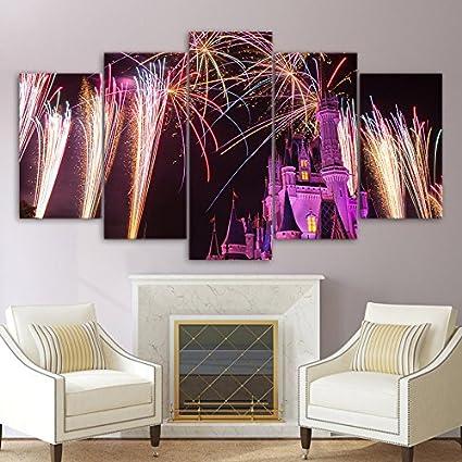 Casa moderna decorazioni a parete Cornice foto arte stampe HD 5 ...