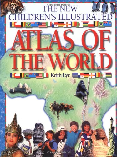 Download The New Children's Illustrated Atlas Of The World pdf epub