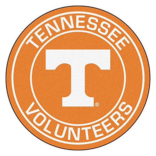 (FANMATS 18639 University of Tennessee Roundel Mat)
