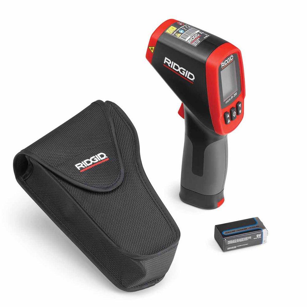 Ridgid 36798 IR-200 Micro Thermometer by Ridgid
