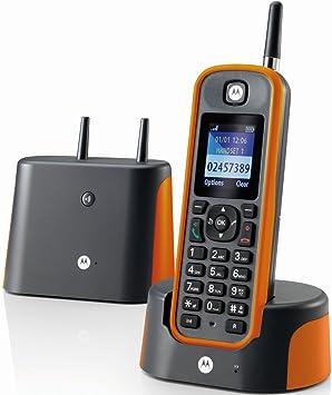 Lenovo O201 – Teléfono inalámbrico (DECT): Amazon.es: Electrónica