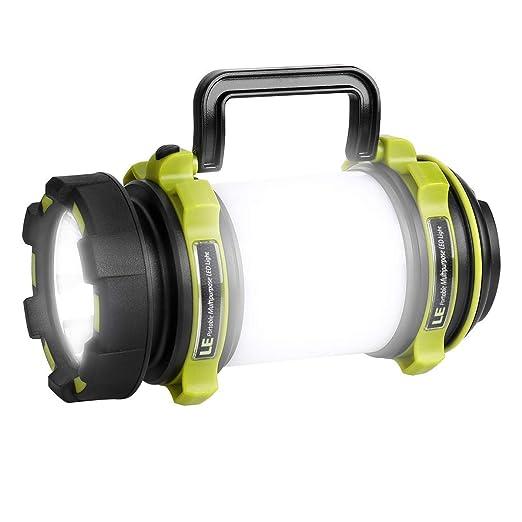 Le Led Handscheinwerfer 1000 Lumen Lampen & Laternen Wiederaufladbare Cree Akku Handlampe Mit 360