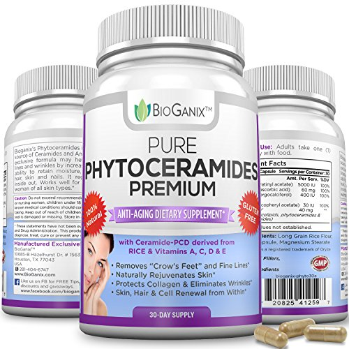 Phytoceramides Derived From Sweet Potatoes