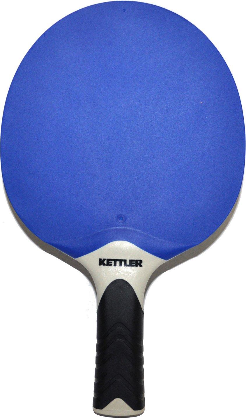 Amazon.com : Kettler HALO 5.0 Indoor/Outdoor Table Tennis Bundle: 2 ...
