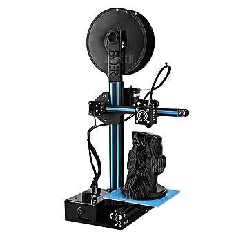 CREALITY 3D kit de impresora 3D barato Ender-2 FDM moldeado por ...