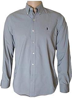 7dc3d3f5 Ralph Lauren Men's Big and Tall Long Sleeve Estate Dress Shirt (LT ...