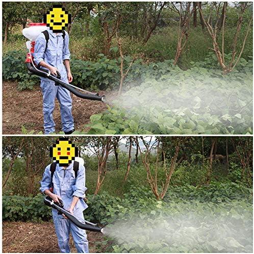 IDABAY Pulverizador de Mochila Profesional para fumigación con ...