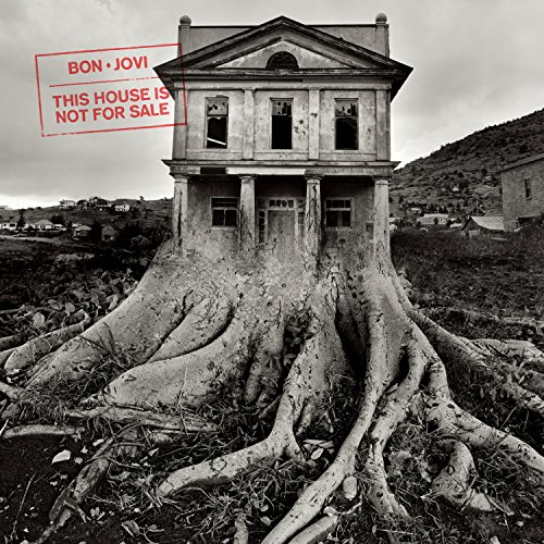 Bon Jovi - This House Is Not For Sale - US Deluxe Edition - CD - FLAC - 2016 - FORSAKEN Download