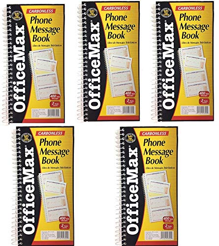 Most Popular Message Pads