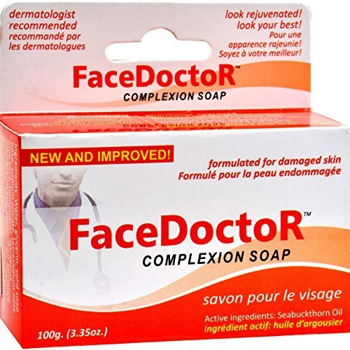 Face Doctor Soap Complexion 3.35 Oz by Face Doctor