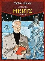 Le Triangle secret - Hertz, Tome 2 : Montespa par Didier Convard