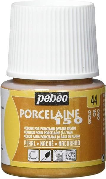 Amazon.com: Pebeo Porcelaine 150 – Pintura para porcelana ...