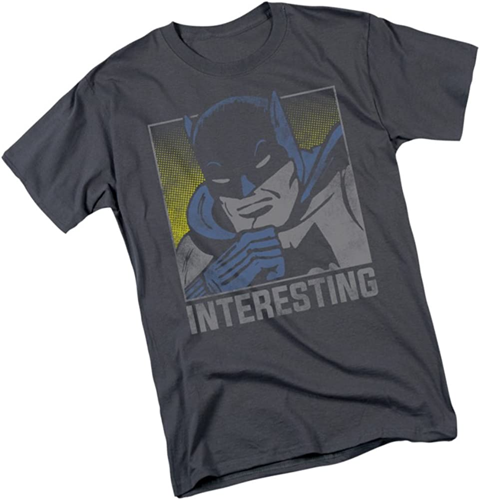 DC Comics Superhero Youth/'s Official Licensed T-Shirt