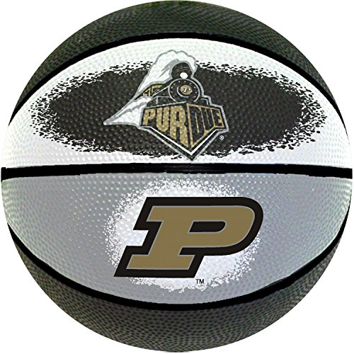 Game Master Ncaa Purdue Boilermakers Mini Basketball  7 Inches