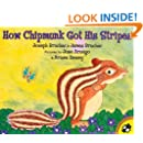 How Chipmunk Got His Stripes (Picture Puffin Books)
