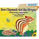 How Chipmunk Got His Stripes (Picture Puffin Books)