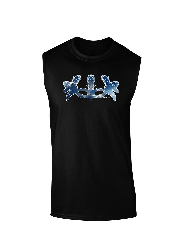 TooLoud Air Masquerade Mask Dark Muscle Shirt