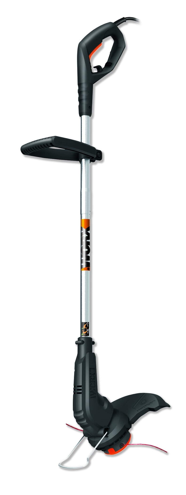 Worx WG116 12'' Fixed Shaft Electric Grass Trimmer, 4 Amp