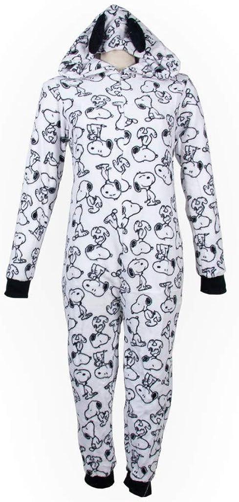 Pijama Entero Snoopy Talla M: Amazon.es: Ropa