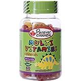 اقراص مضغ متعدد الفيتامينات من بوريفر للاطفال - الحجم 60 قرص مضغ