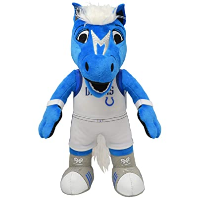 "Bleacher Creatures Dallas Mavericks Champs 10"" Plush Figure- A Mascot for Play or Display: Toys & Games"