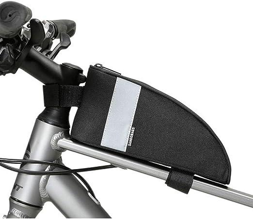 Bolsa de Cuadro de Bicicleta Impermeable Bolsa de cuadro de ...