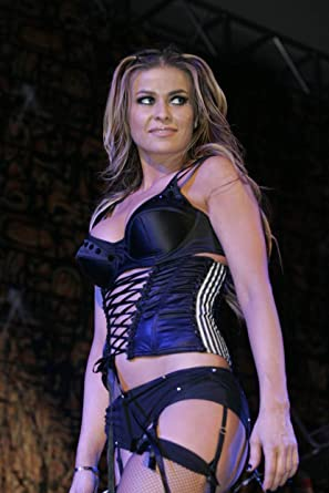 00c24f1d1 Image Unavailable. Image not available for. Color  Carmen Electra  performing in lingerie and stockings side shot 8 inch by 10 inch PHOTOGRAPH  TL