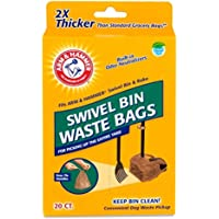 Petmate Arm & Hammer Swivel Bin Waste Bags
