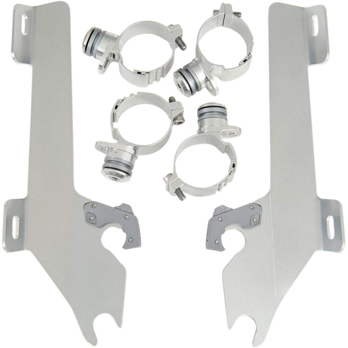 Pro Braking PBR4316-GLD-BLA Rear Braided Brake Line