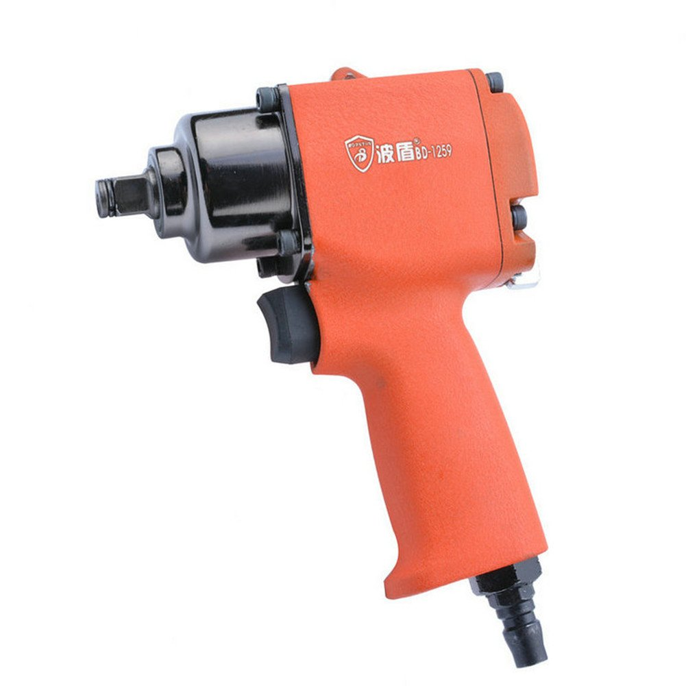 Air Impact Wrench 1/2 inch Pneumatic Impact Wrenches Driver Super Duty Quiet Impact Gun Tool Twin Hammer